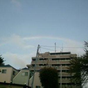 Over the rainbowの画像