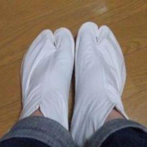 踊り足袋GET!の画像