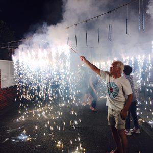 毎年恒例 夏の花火大会の画像